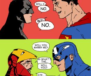 Avengers, capitain america, and iron man image