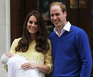 princess, kate middleton, and baby image