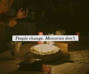 change, life, and memories image