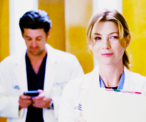 grey's anatomy and merder image