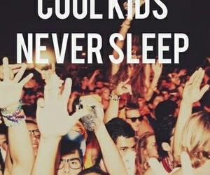 cool, party, and kids image