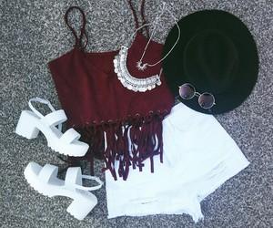 beautiful, clothing, and basic image