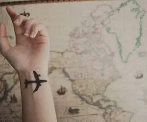 Tattoos and travel image