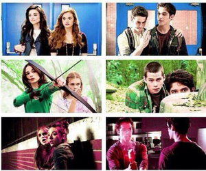 alpha, best friends, and teen wolf image