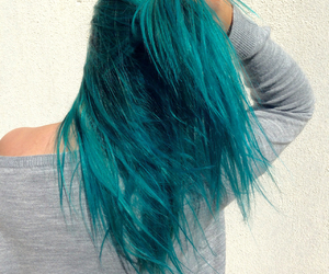 beautiful, color hair, and demi image