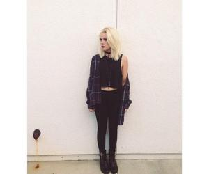 bea miller, black, and style image