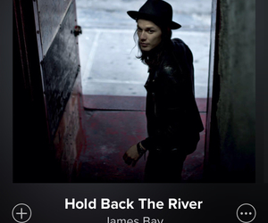 james bay and hold back the river image