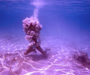 underwater and photography image