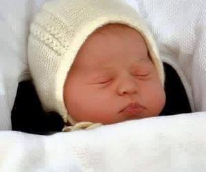 cute, baby, and princess image