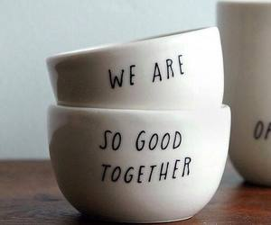 love, together, and cup image