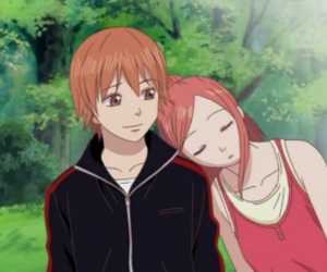lovely complex, anime, and otani image