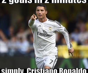 cristiano ronaldo, real madrid, and simply cr7 image