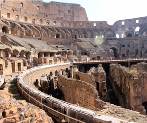 amazing, colosseo, and historic image