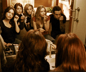 brooke davis, Hilarie Burton, and make up image
