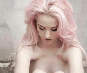 cool, grunge, and pink image