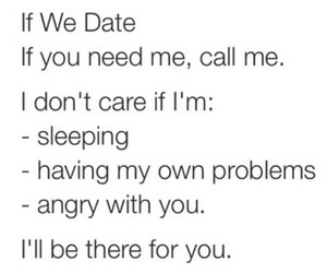 date, quote, and Relationship image