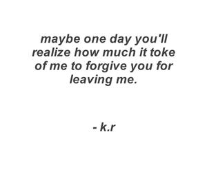 broken, forgiveness, and heartbroken image