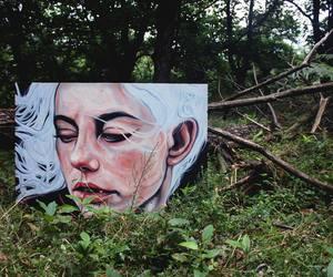 art and KAYA SCODELARIO image