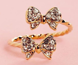 ring, bow, and accessories image
