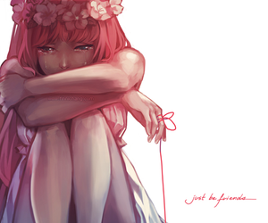 vocaloid, anime, and cry image