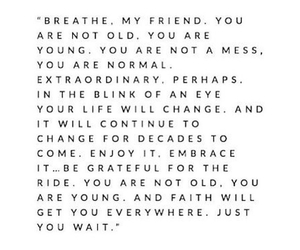 change, extraordinary, and life image