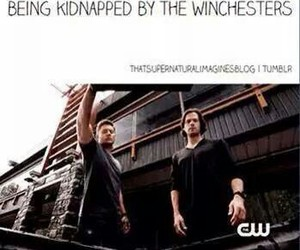 winchester, dean, and Sam image