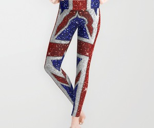 glitters, leggings, and uk image