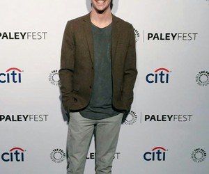 grant gustin, the flash, and paley fest image