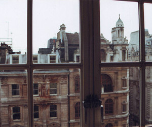 window, architecture, and city image
