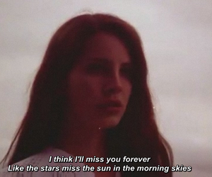 lana del rey, forever, and quotes image