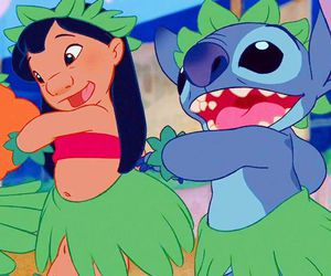 disney, lilo, and stitch image