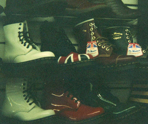 boots, shoes, and dr martens image
