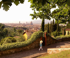 italy, florence, and italia image