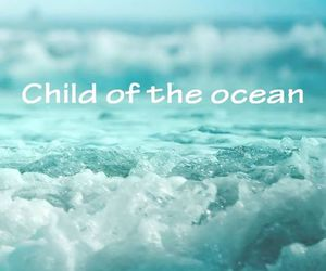child and ocean image