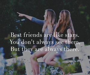bff, bestfriend, and friendship quotes image