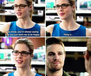 olicity and arrow image