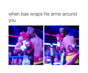 funny, lol, and mayweather image