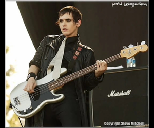 mikey way and my chemical romance image