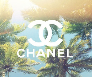chanel, summer, and sun image