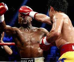 floyd mayweather and manny pacquiao image