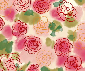 roses pink red wallpaper image