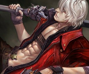 anime, art, and Dante image
