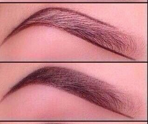 eyebrows, how to, and wallpapers image