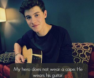 shawn mendes, hero, and shawn image