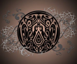 wolf pack, quileute, and quileute wolf pack image