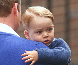 prince george, cute, and british image