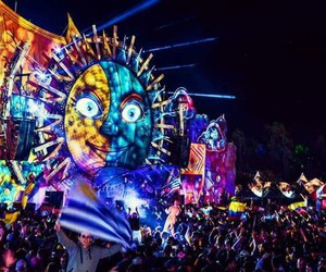 party, Tomorrowland, and tomorrowland 2015 image
