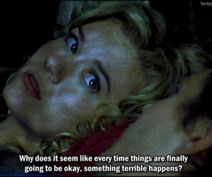 one tree hill, peyton sawyer, and subtitles image