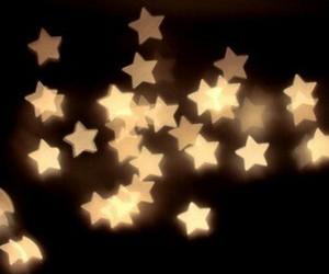 bokeh, shine, and stars image