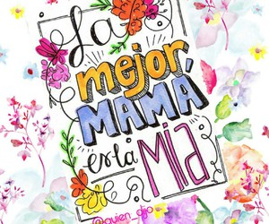 frases, mama, and pensamientos image